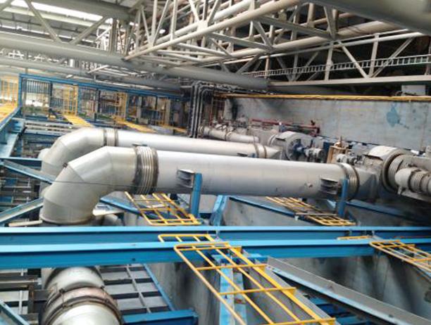 马钢合肥120万吨冷轧薄板项目